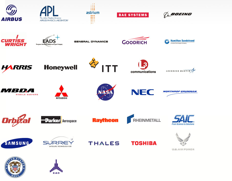 Aerospace Company Logos Related Keywords Aerospace