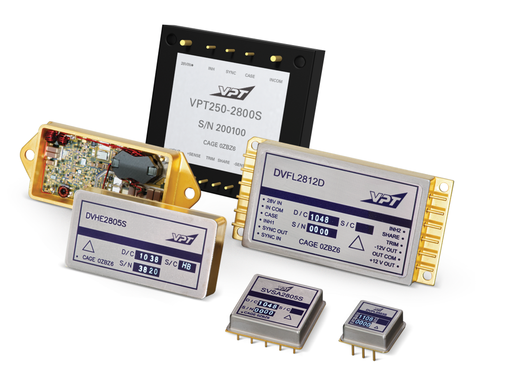 All DC-DC Converters | VPT, Inc