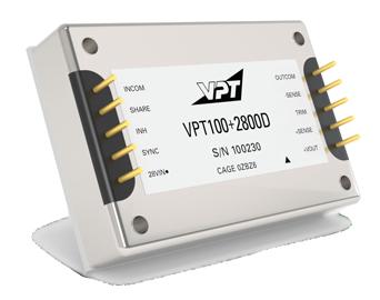 VPT100+2800D DC-DC Converter
