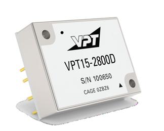 VPT15-2800D DC-DC Converter