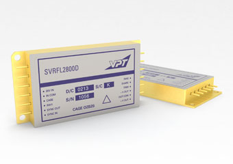 VPT SVRFL2800D DC-DC Converter