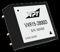 VPT VXR15-2800D DC-DC Converter