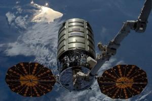 Cygnus space craft