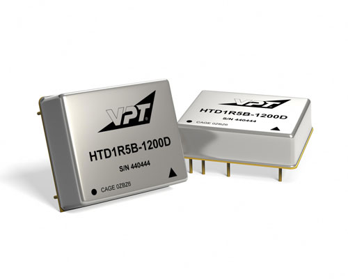 High Temperature DC-DC Converters | VPT, Inc